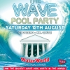The Wave Pool Party Saturday August 15